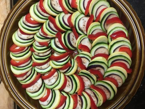 Fresh French Ratatouille