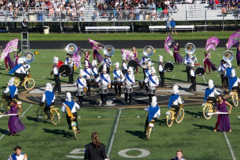 Warren's Competition Marching Band Marches to the Top in 2018