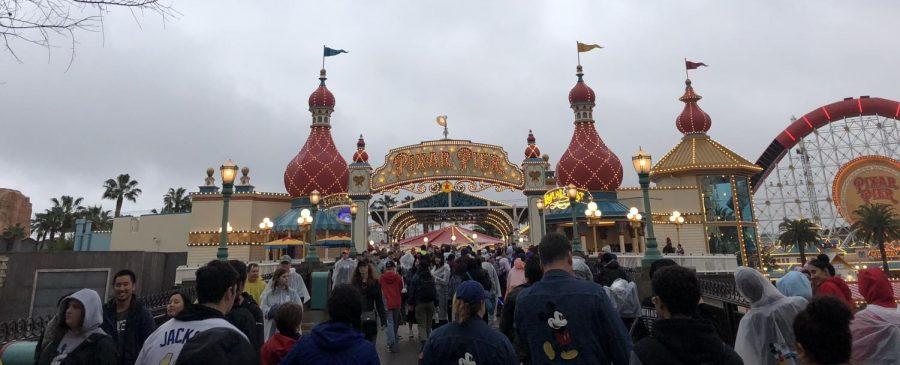 Band+heads+to+Disneyland%21