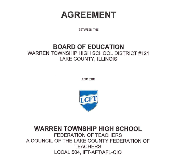 Warren's Teacher's Union and Board of Education Agree on New Contract