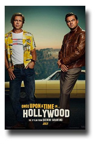 Movie Review // Once Upon a Time In Hollywood