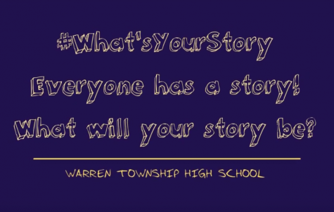 #whatsyourstory – Mr. Tribley