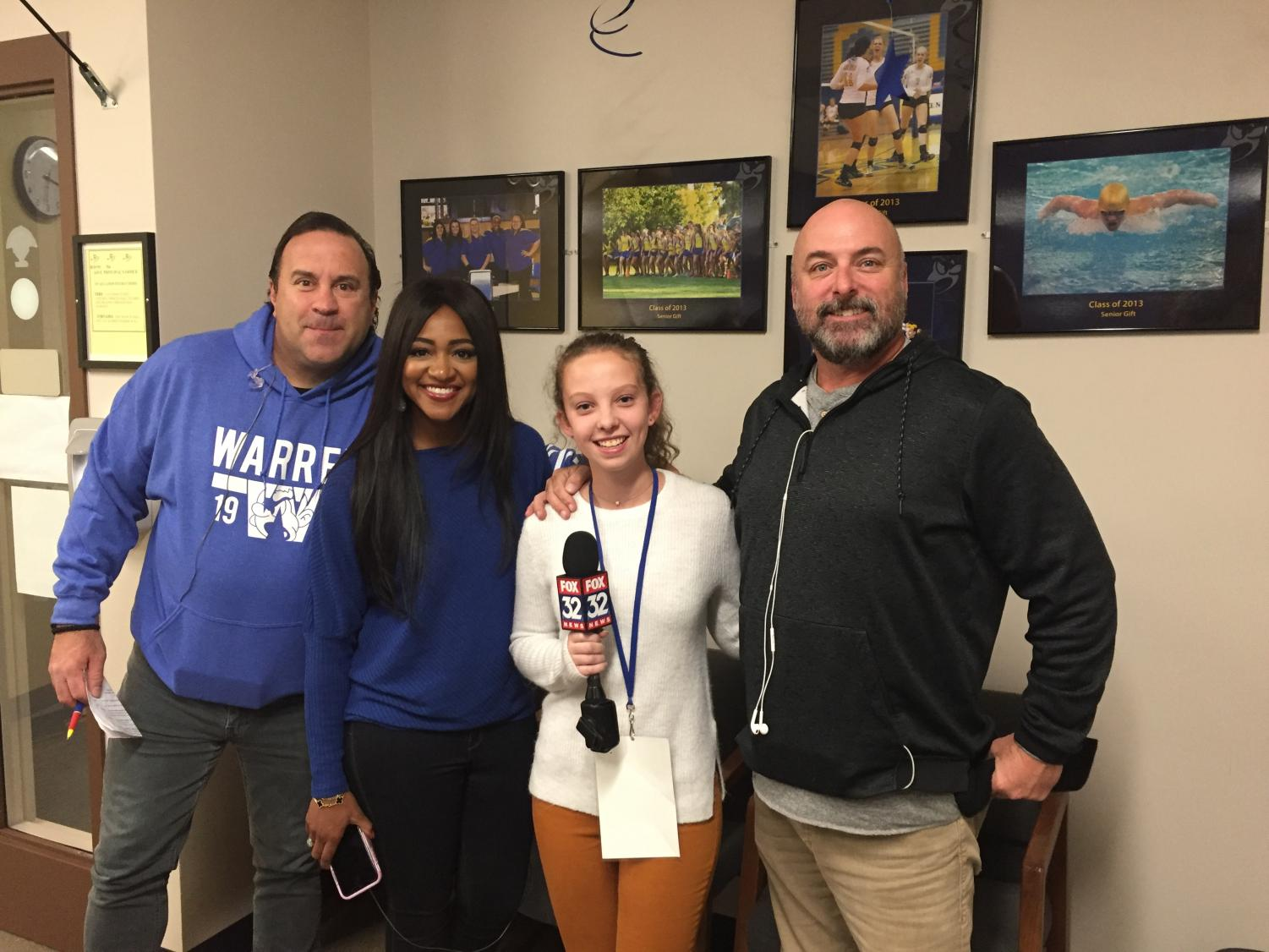 A Day With the Crew of FOX 32
