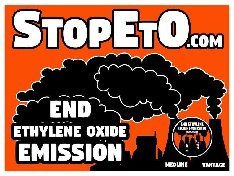 What can be done?  Ban Production of Cancerous Gas (EtO) in Lake County