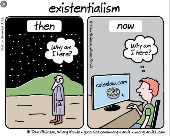 The Importance of Existentialism (2019 Word of the Year)