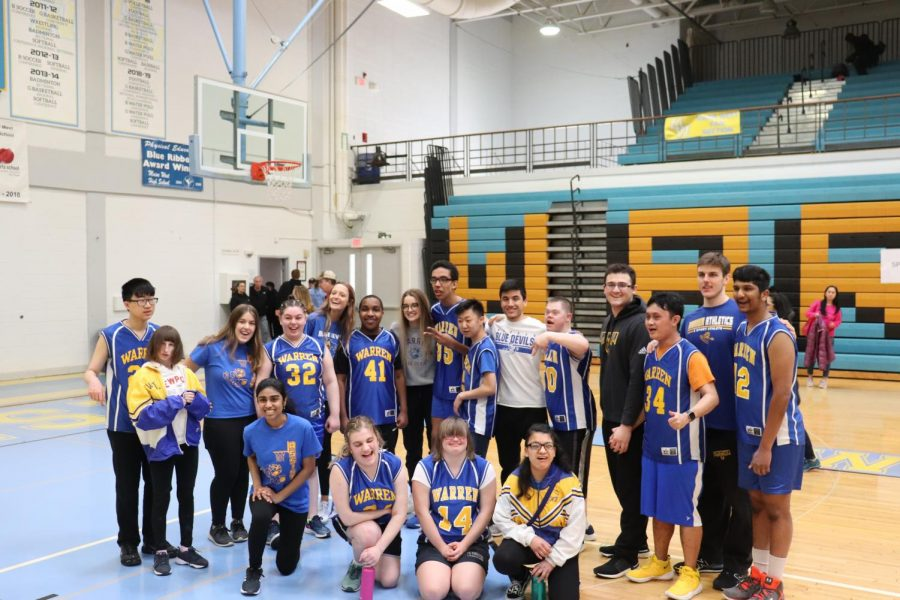 CEC students visit Maine West High School