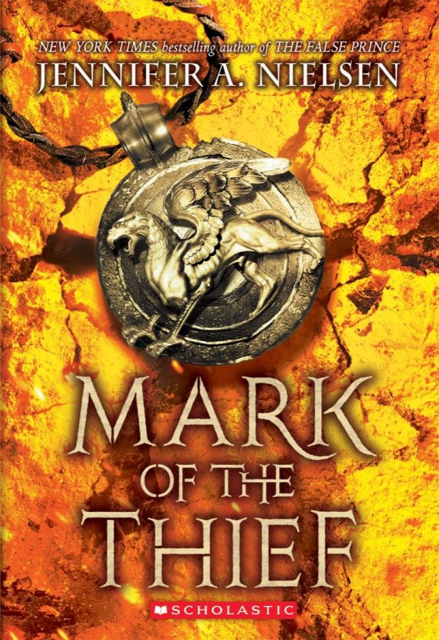 Mark of the Thief - Book Review