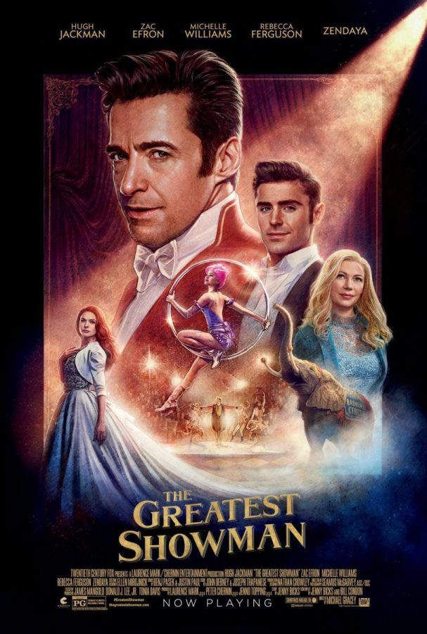 Movie Review - The Greatest Showman.