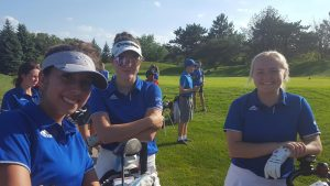 Warren Girls Golf Team Breaks Records Again and Again