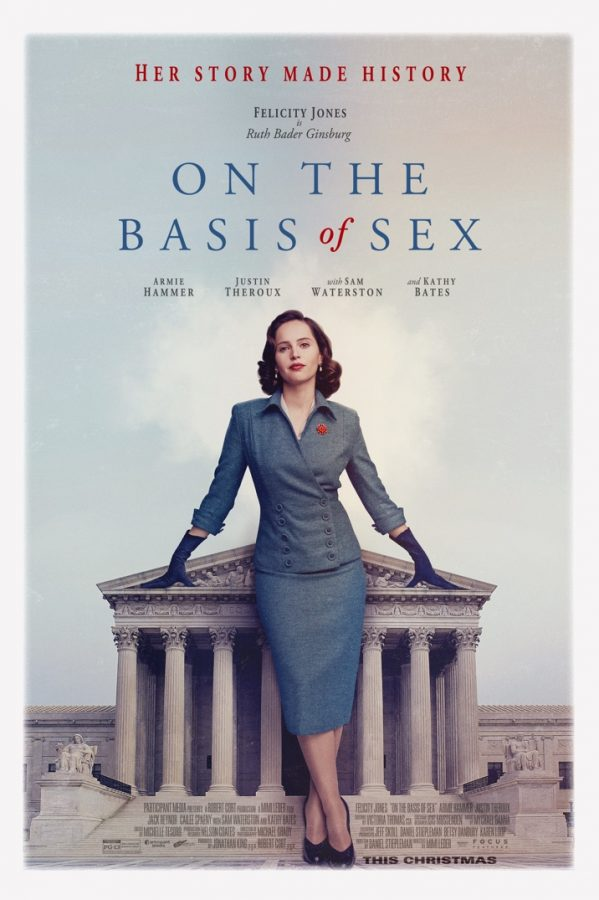 On the Basis of Sex Review: How RBG Became Notorious