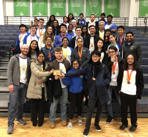 Meet the Science Olympiad 2018-2019 Team
