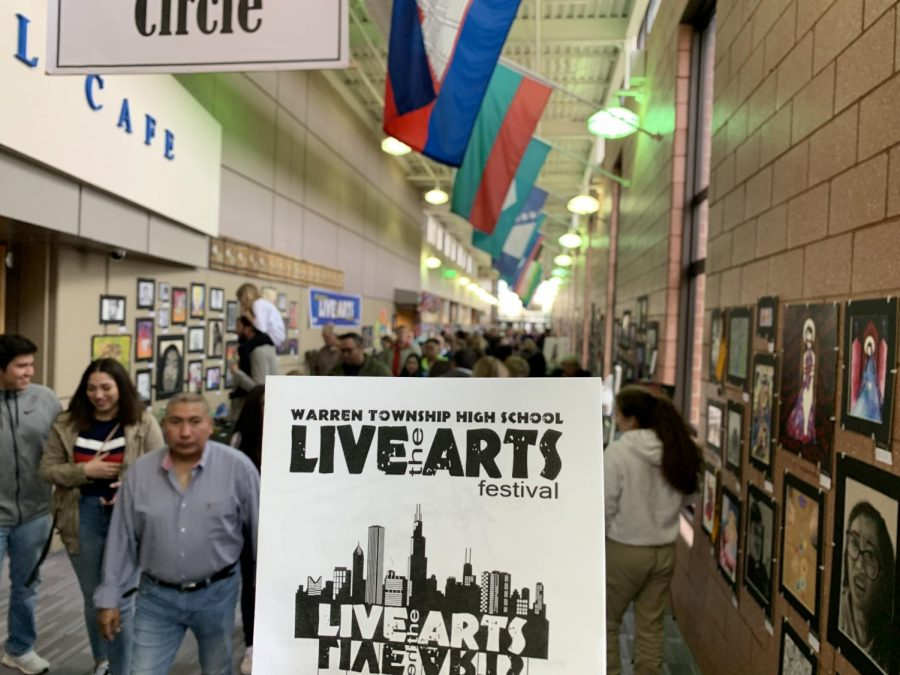 The 2019 Live Arts Festival in Pictures