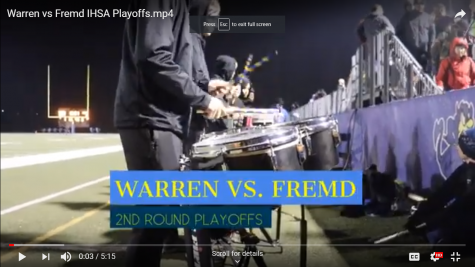 Warren Bands take on The Golden State