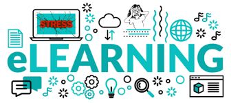 E-Learning: Moving Forward and Stressors That Come With It