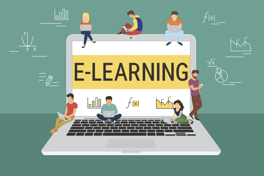E-Learning and Productivity