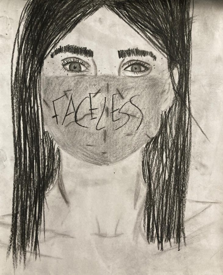 "Nicoleta Gountanis - ""Faceless"""