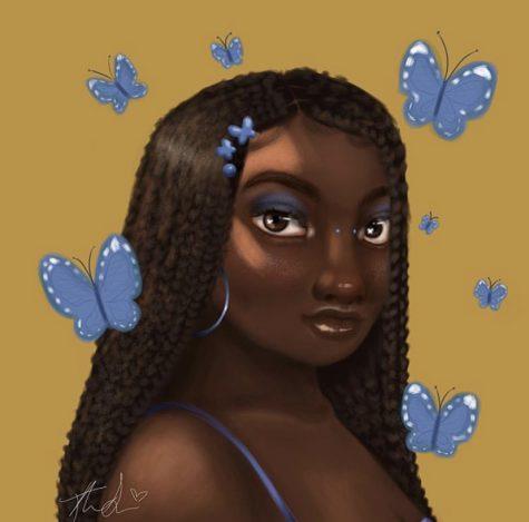 """Katie Shorr - """"Butterfly Girl"""""""