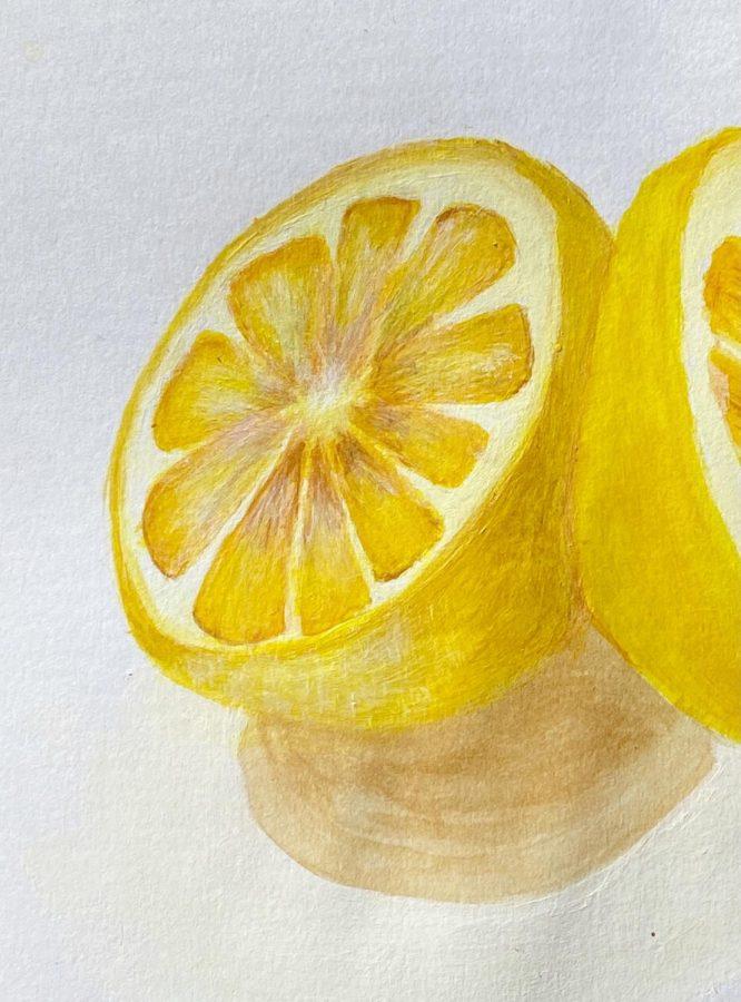 """Sai Smriti Gogineni - """"Lemon"""""""