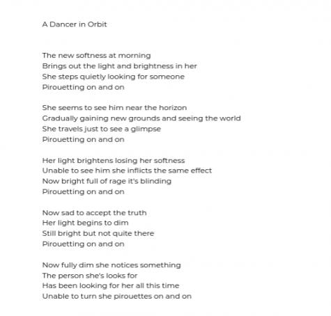 """Oscar Hernandez - """"A Dancer in Orbit"""""""
