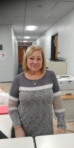 Retiring Teachers: Mrs. Tiedt