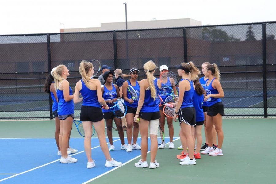 Girls Tennis and Golf Recap from 9/13/21