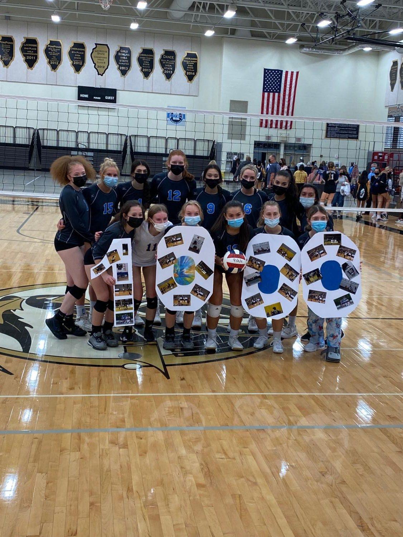 Girls Volleyball Update!