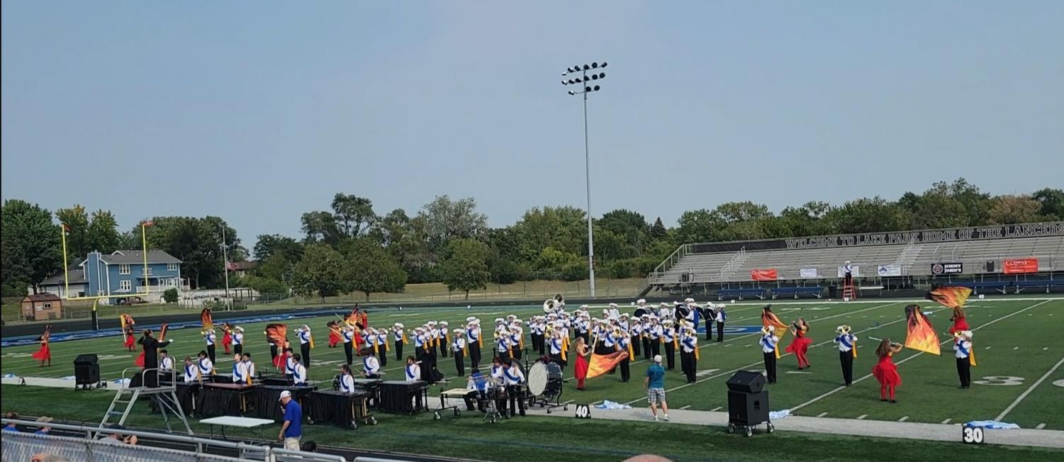 Marching Blue Devils Rise to Success