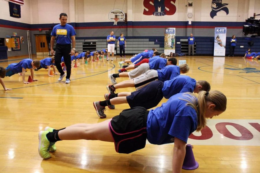 Should Underclassmen Student-Athletes be required to take P.E.?